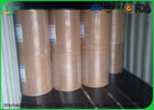 High Permeability / Drainability Water Filter Paper Rolls For Industry Filtration