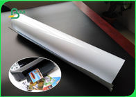 180gsm 200gsm 230gsm Premium Glossy Photo Paper Roll 36'' x 30m For Epson Printer