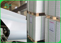 China Roll Size 500mm 400mm Coated Paper 115gr Good Color Performance For Name Card company