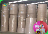 Color Customized Food Grade Paper Roll EU & FDA Certified Straw Paper Bio - Degradation
