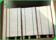 FSC And SGS Support Good Hardness 400g Cardboard Paper / Ivory Paper For Packing