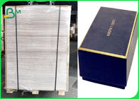 China FSC Support Quality Stability 1.3 - 2.5mm Grey Booking Binding Board For Packing company