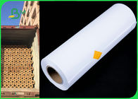 80gsm CAD Inkjet Plotter Paper Roll For Engineering Drawing 24 Inch 36 Inch * 50m