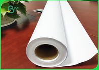 China A0 Size 3 Inch Roll Core Plotter Paper With FSC & SGS Approved For HP Printer company