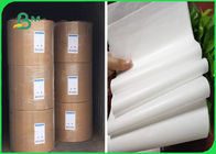 China 50gsm To 60gsm Anti - Oil Food Grade MG Paper Reels Packing With FDA Certified company