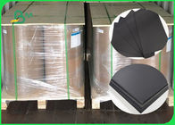 All Black 400g 700g Stiff Paperboard Grade AA With 640mm 700mm For Necklace Box