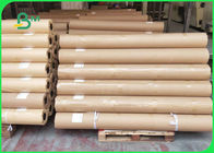 45gsm 60gsm 70gsm 62 Inch 65 Inch White CAD Plotter Paper Roll For Garment