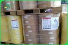 60gsm 120gsm Food Grade Brown Kraft Paper Roll Making Straw Biodegredable FDA