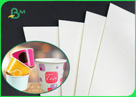 China 160gsm 190gsm 210gsm Single PE Laminated Paper Cup Base Paper For Cups company
