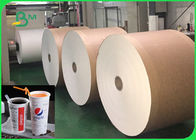 China Heat Resistance 260gsm + 26g PLA Coated Paper For Beverage Cups Food Safety company