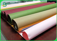 Colorful Washable Kraft Paper Fabric Waterproof For Jeans Label & Clothing Tag
