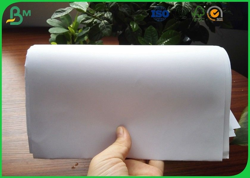 Uncoated Wood Free Offset Printing Paper 787 X 1092mm 889 X 1194 Mm 500 Sheets / Ream