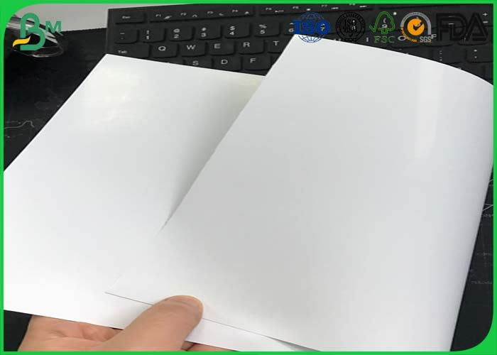 80 400 Gram One Side Coated Glossy C1s Art Board Paper
