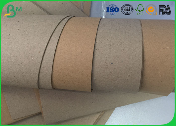 mixed pulp high stiff brown craft paper roll 80gsm 140gsm for corrugated box. Black Bedroom Furniture Sets. Home Design Ideas