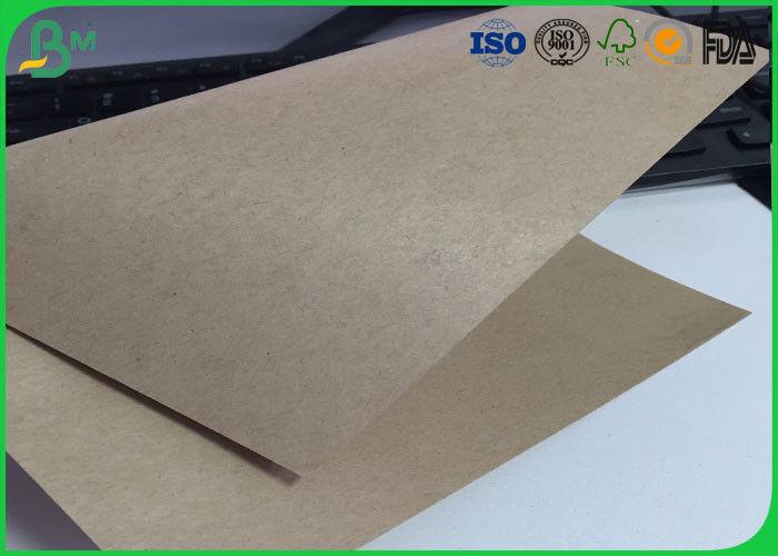 140gsm 175gsm Test Liner Board 700 * 1000 mm Corrugated Kraft Paper