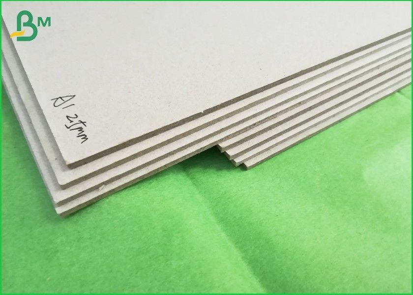 Water resistance high stifiness grey chipboard sheets
