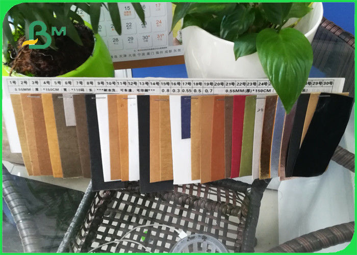 Recyclable Washable Kraft Liner Paper Fabric For Shopping Bags fedd97a27d667