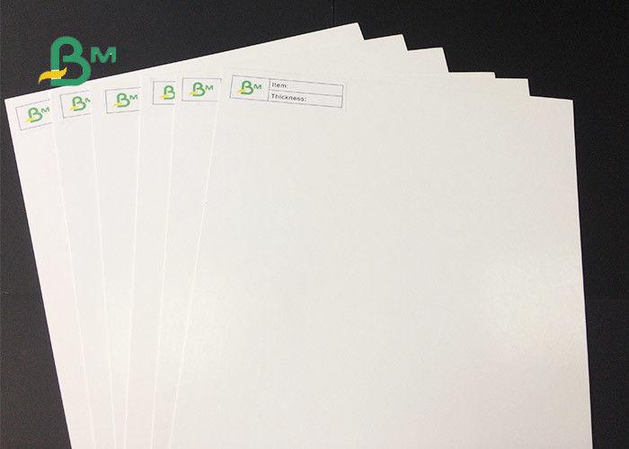 220gsm - 450gsm Thickness C1s Art Paper Board for Desk Calendar