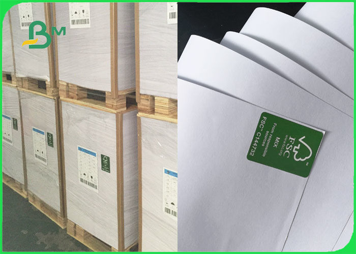 Fsc Certified Offset Printing 70gsm White Bond Paper