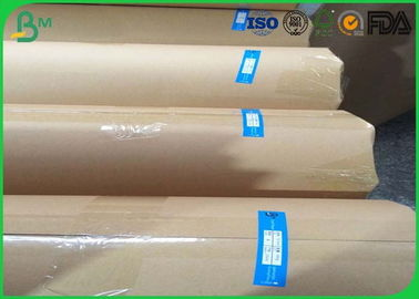 China CAD White Plotter Paper Roll 50gsm 60gsm 70gsm 80gsm For Garment Factory factory