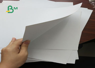 China Recycled Grade AAA Coated Duplex Board Grey Back One Side Coated 300gsm factory