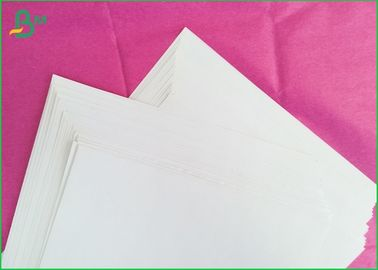Lightweight Uncoated Book Printing Paper 80gsm With High Whiteness Brightness