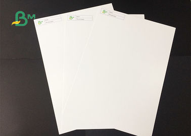 China 170gsm - 400gsm Thickness C1S Art Board / FBB Board Paper for Postal Card factory