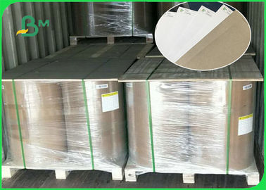 China 230gsm Moisture Proof FSC Report Duplex Board Grey Back For Packing And Printing factory