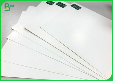 "China GC1 Gloss One Sided  210 / 230 / 250 / 300 / 350 Gsm Coated FBB Board With 25"" * 36"" factory"