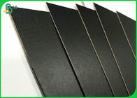 FSC Excellent Stiffness Grey Chipboard 70*100cm 600gsm 800gsm Black Board For Packaging Boxes