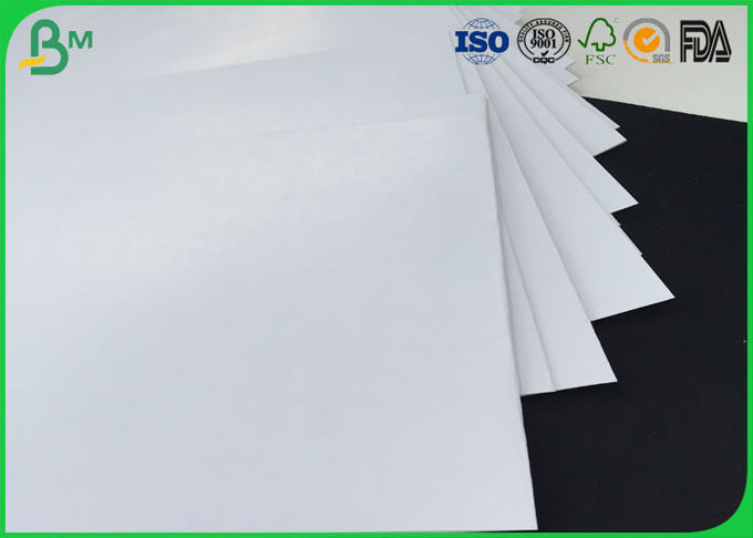 100% Virgin Pulp Double Sided Glossy Paper 80gsm - 400gsm For Magazine Printing